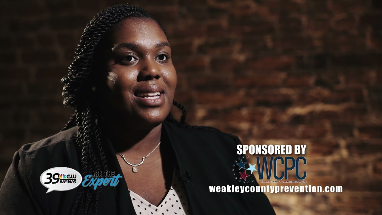 Ask The Expert -- sponsored by Weakley County Prevention
