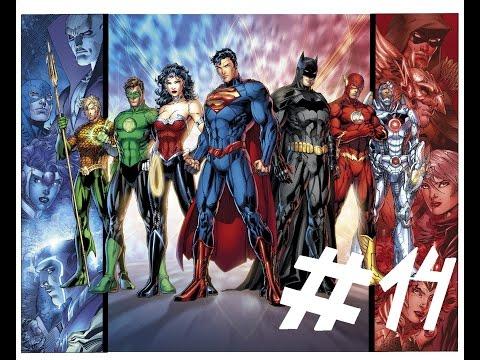 LEGO Batman 2: DC Super Heroes прохождение #14-Лига Справедливости