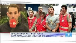 60 minutes sport – Lavillenie : ''Reprendre des sensations de compétition''