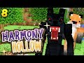 Not the worst Werewolf anymore!! Minecraft Harmony Hollow EP8 - Modded SMP S4