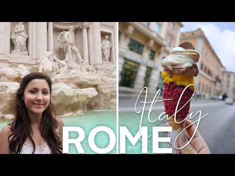 Travelling To ITALY🇮🇹ROME  |  3 Days Travel Guide | Vlog