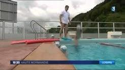 'Savoir nager' à Caudebec en Caux