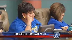 Corpus Christi City Council approves new property tax rate