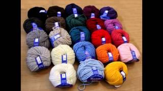 Вязание из Шерсти и Акрила | Вязание из толстой пряжи(, 2015-02-26T20:38:29.000Z)