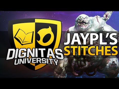 DIG university: JayPL Stitches Guide [Heroes of the Storm]