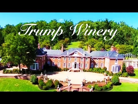 EXCLUSIVE: Right-Wing Mandela, Ben Carson & Bill Clinton Endorse Trump Winery In AMAZING Ad - TMBS