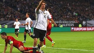 Germany 3-0 Czech Republic ~ World Cup 2018. Qualifications ~ 08.10.2016