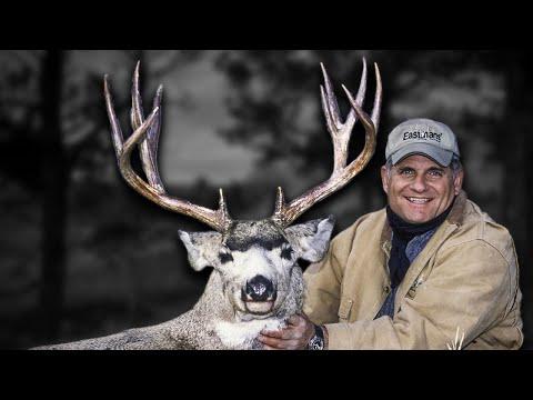 Hunting The Same Buck For A Week! Mike Eastman Mule Deer Hunt
