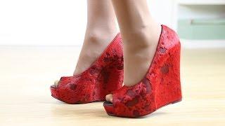 Обзор обуви из Shoemetro: четыре пары для мамы и туфли Madison Harding Blair для меня