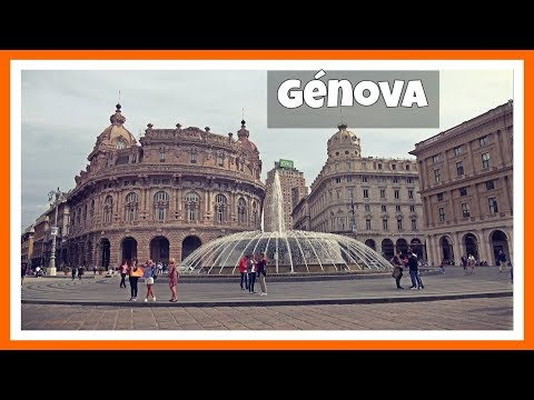 Top 10 Lugares Imprescindibles que ver en GÉNOVA: joya desconocida | Travel Guide| | 3# Italia