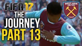 Video FIFA 17 THE JOURNEY Gameplay Walkthrough Part 13 - THE DAB (West Ham) #Fifa17 download MP3, 3GP, MP4, WEBM, AVI, FLV Desember 2017