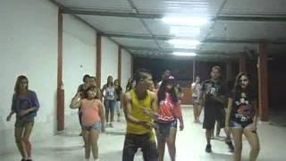 Coreografia Mc Anitta - Ta na mira ( Professor Vaggner BBG )