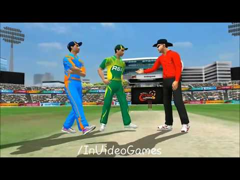 11th June ICC Champions Trophy India Vs South Africa World Cricket Championship 2 Gameplay