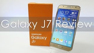 Samsung Galaxy J7 Review with Pros amp Cons