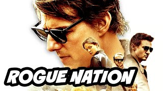 Mission Impossible Rogue Nation Review - No Spoilers