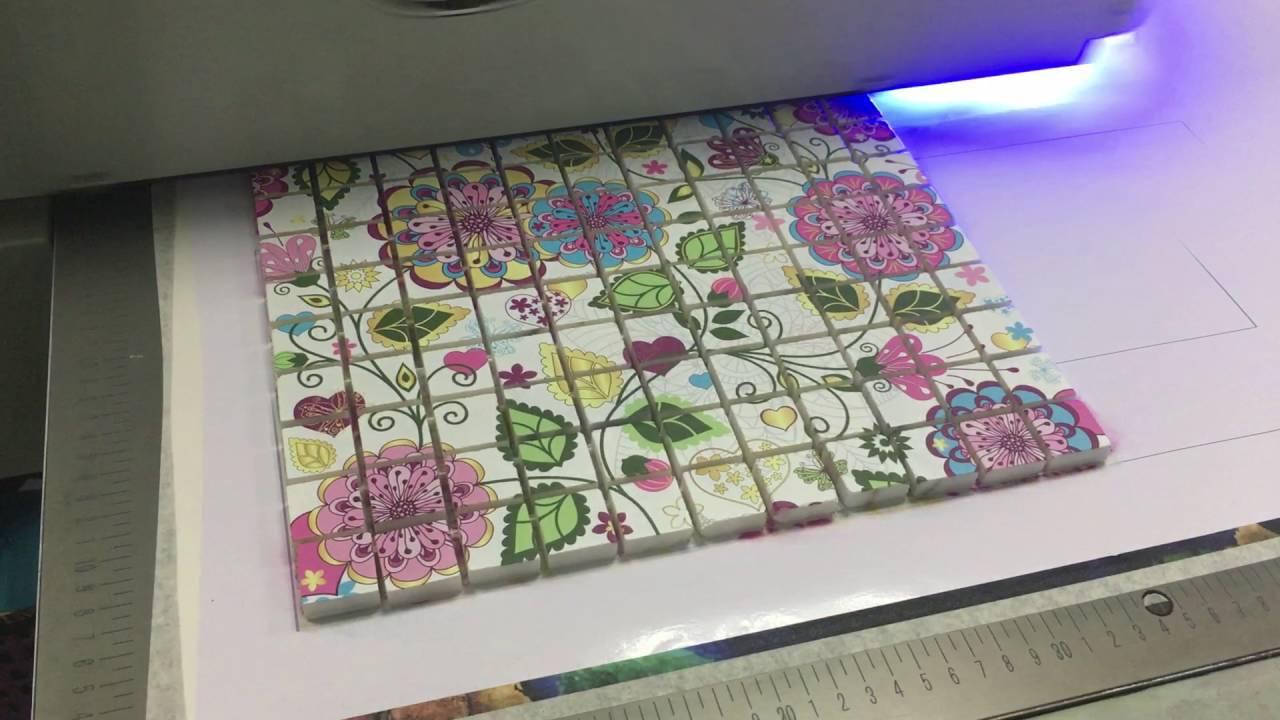 mosaic tile printing machine