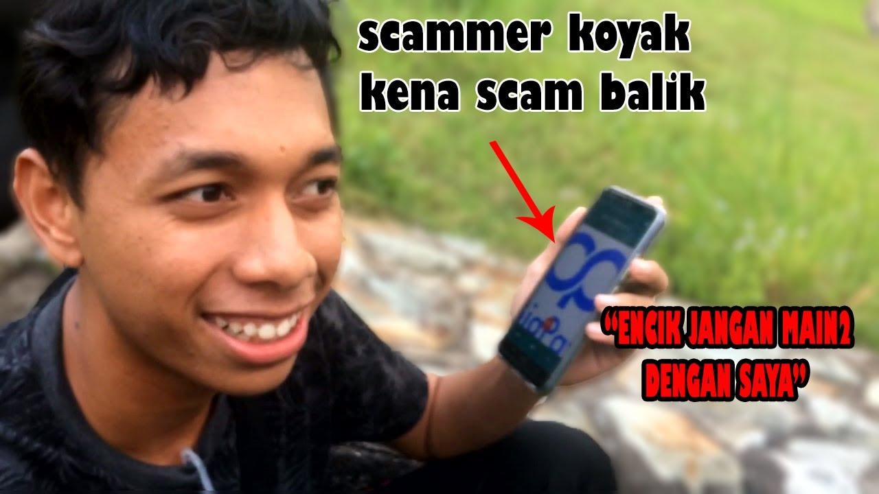 Scammer Call Menang Rm 3800 | Tengok Apa yang jadi😂