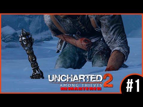 Uncharted 2 : Among Thieves #1 (PS4) | O INICIO (Português/Remasterizado)