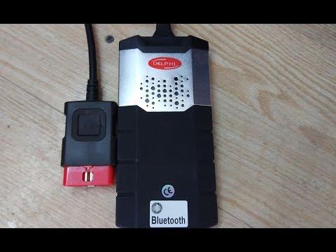 Какой сканер ДЕЛФИ покупать , полезный обзор
