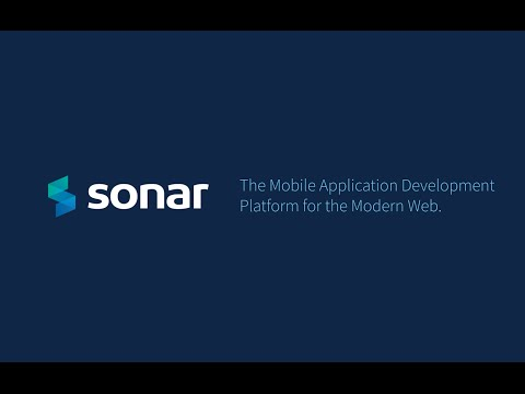 Introduction to Sonar