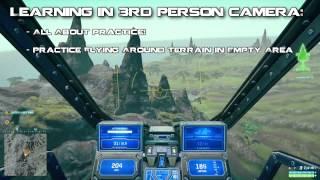Planetside 2 - Reaver Flying Beginner Guide/Tutorial