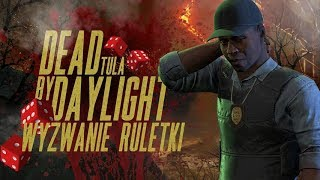 Dead By Daylight - Wyzwanie Ruletki z Hastem #12 ( Detektyw David Tapp )