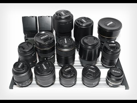 How To Properly Store Your Lenses - No More Fungus / Mold