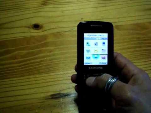 Samsung SGH-D900 - Démonstration, prise en main et test