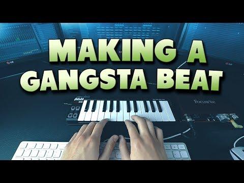 Beat Making | Hard Gangsta Hip Hop Instrumental Rap 2017 - Bang