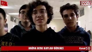 BUĞRA BERK KAPLAN ÖĞRENCİ 05 OCAK 2019