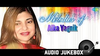 best of alka yagnik superhit bollywood songs gali mein aaj chand nikla