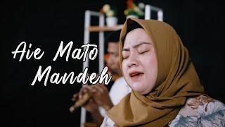 Zalmon - Aie Mato Mandeh (Cover By Uni Oni)