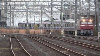 2020/11/19 【秋田入場】E531系K456編成田端信号場 | JR East: E531 Series K456 Set for Refurbishment at Tabata