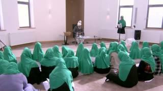 Nasirat Class With Huzoor (Ireland)