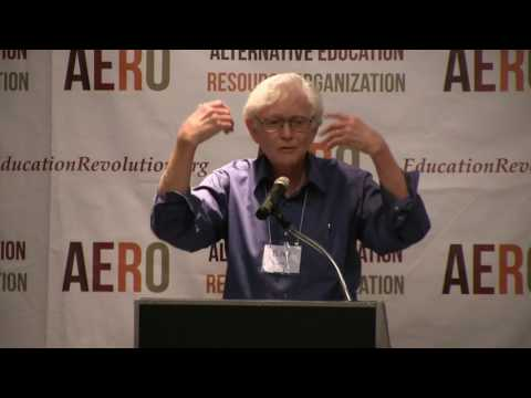 Peter Gray: Self Directed Education. What Is It, How Does It Work?