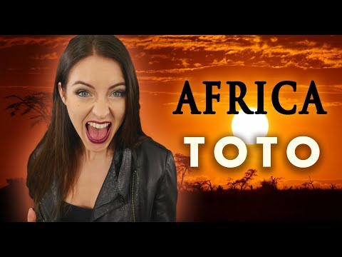 Toto - Africa (Cover by Minniva featuring Fraser Edwards)