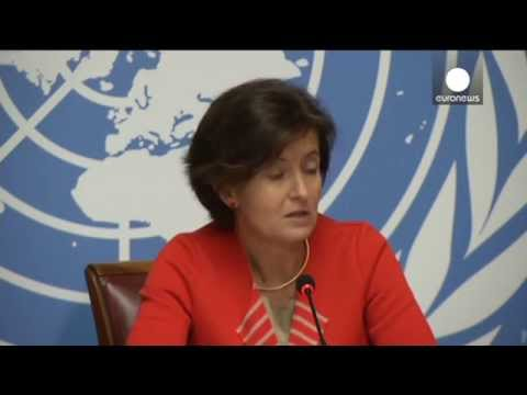World Health Organisation press conference on Ebola virus cr