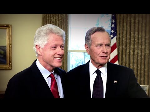 The Unlikely Friendship Between George H.W. Bush And Bill Clinton | NBC Nightly News Mp3