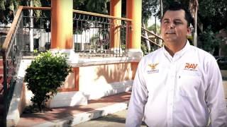 Israel Mendoza candidato a presidente municipal de La Huerta
