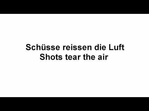 Apocalyptica - Helden Lyrics and Translation (HD)