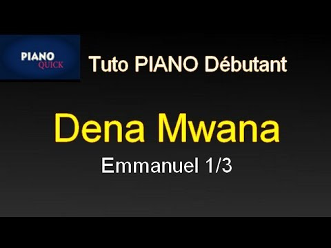 How To Play Emmanuel On Piano