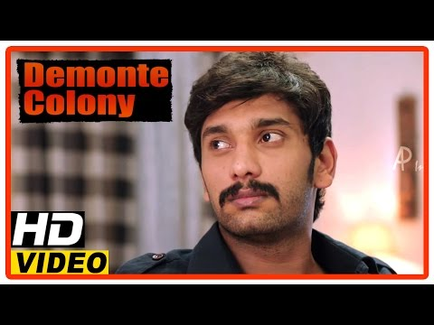 Demonte Colony Tamil Movie | Scenes | Arulnithi And Friens Plans For Drinking