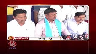 Pattana Pragathi In Nagarkurnool | Cordon And Search in Karimnagar | State Roundup