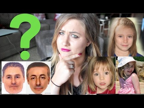 WHERE IS MADELEINE MCCANN?! MISSING PEOPLE- NEW SERIES!