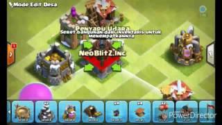 Bug, Clash Of Clans Menaruh