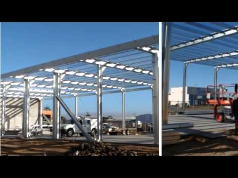 How to build a skillion Warehouse