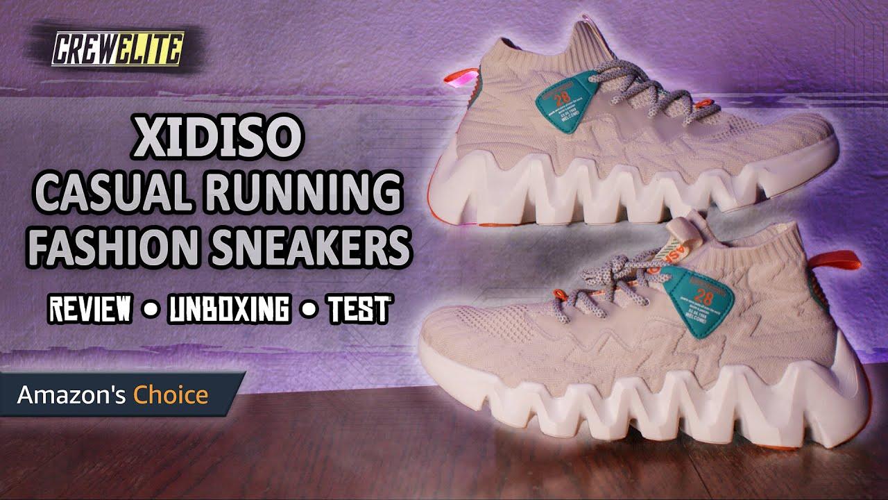 Tech Reviews: XiDiSo - Casual Running