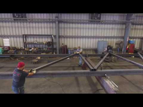 GMF Steel Fabrication Shop