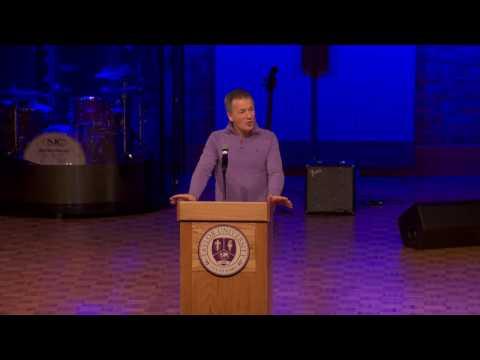 Taylor University Chapel - 02-27-17 - Andrew Scott
