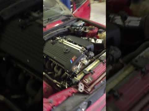 1990 BMW E30 325iX S54 Swap